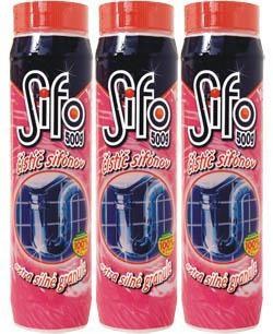 Sifo Granule čistič odpadov 3x500g