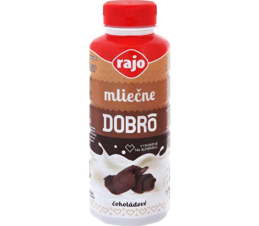 Ochutený mliečny nápoj