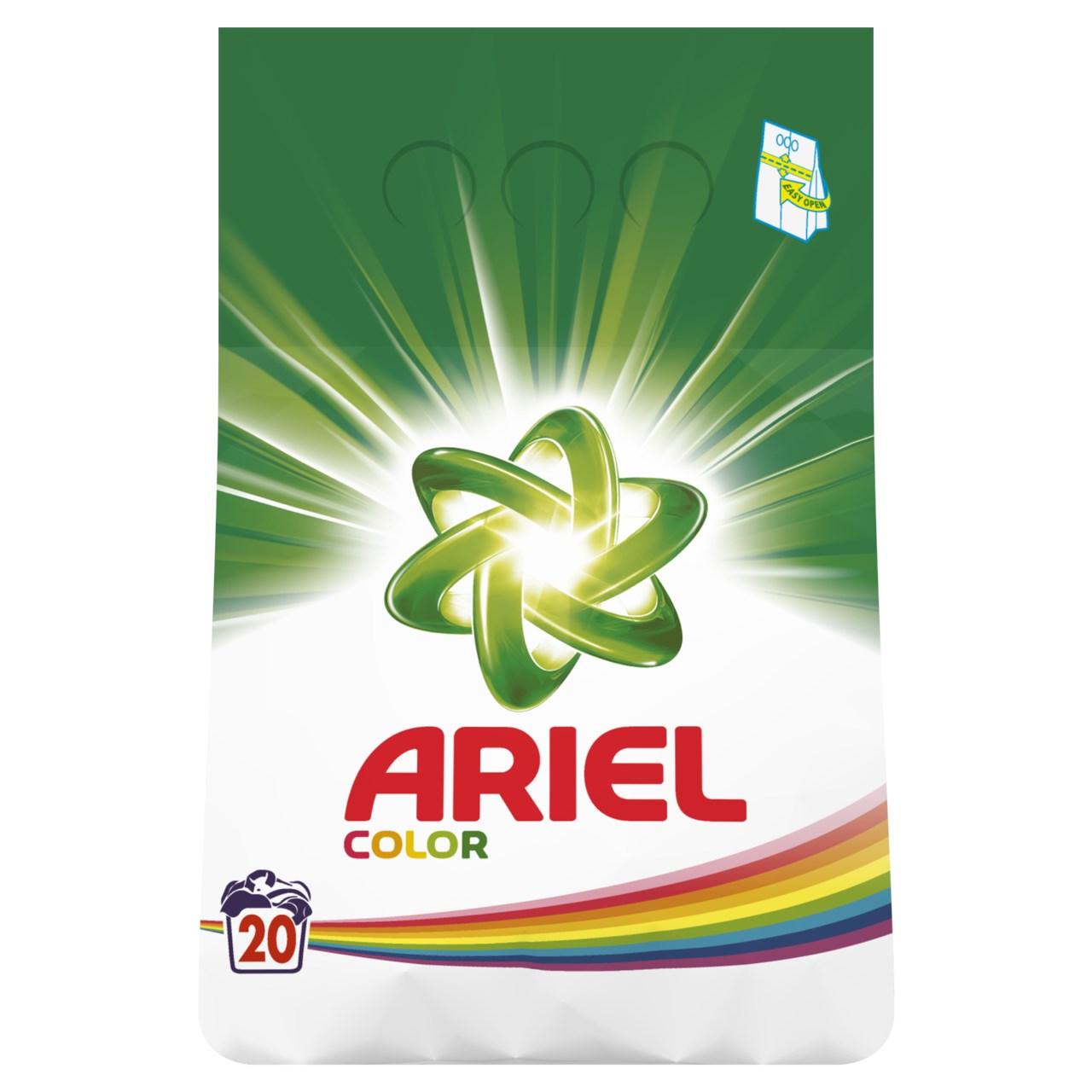 Ariel Color prací prášok 20 praní 1x1 ks