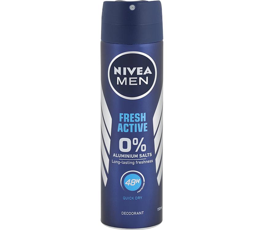 Antiperspirant alebo Deodorant