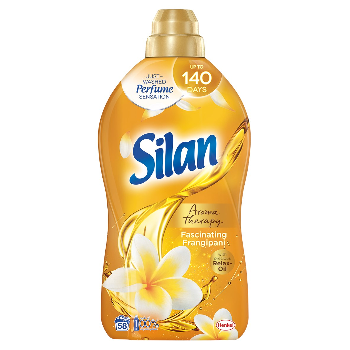 Silan Fascinating Frangipani 1x1450 ml