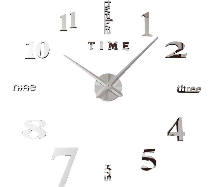 Berolio Nástenné hodiny 3D