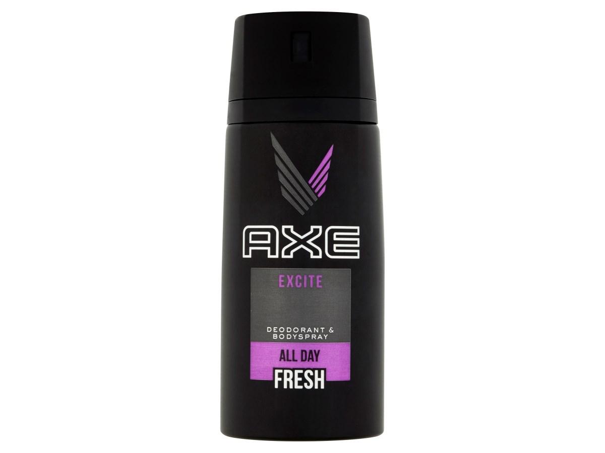 Axe Excite dezodorant sprej pánsky 1x150 ml