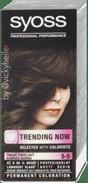 Farba na vlasy Trending Now, 5-5 tmavý popolavý
