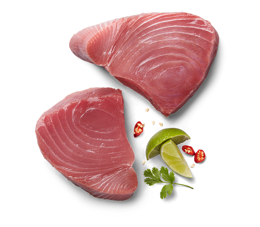 Tuniak žltoplutvý