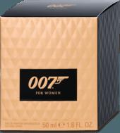 Dámska parfumovaná voda 007, 50 ml