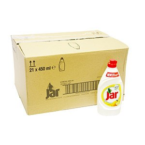 Jar citrón prostriedok na riad 21x450 ml