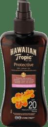 Suchý olej na opaľovnie Protective OF 20, 200 ml