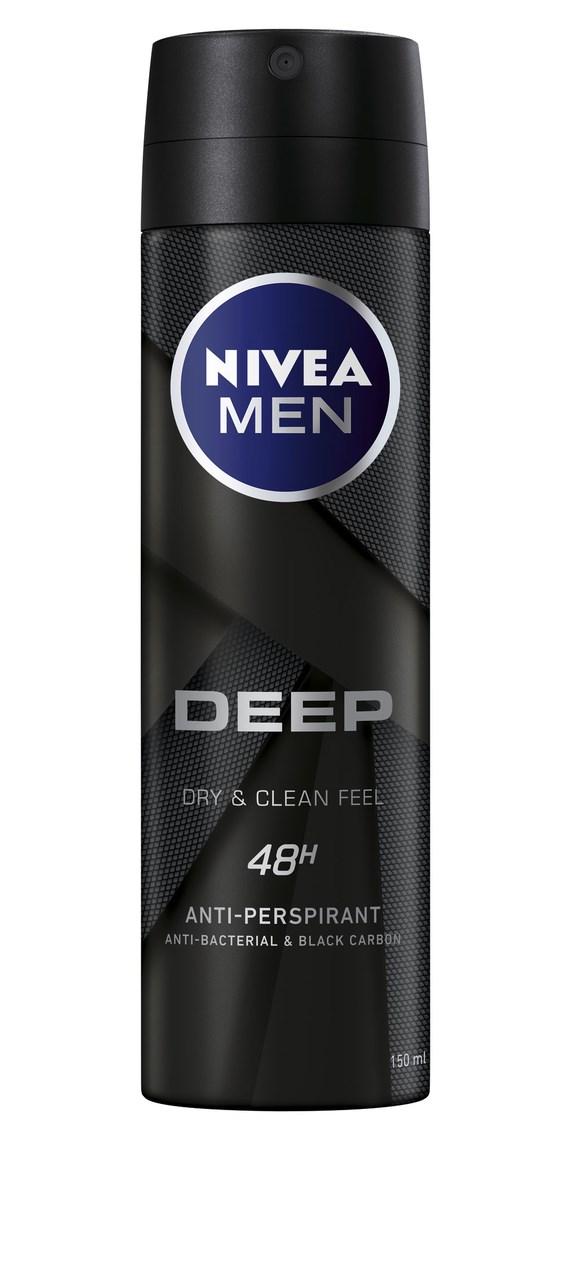 Nivea Men Deep deosprej 1x150 ml