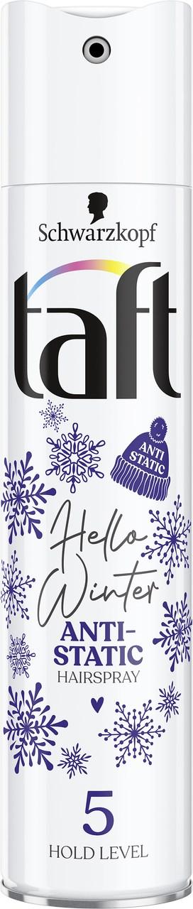 Taft Hello Winter 5 lak na vlasy 1x250 ml
