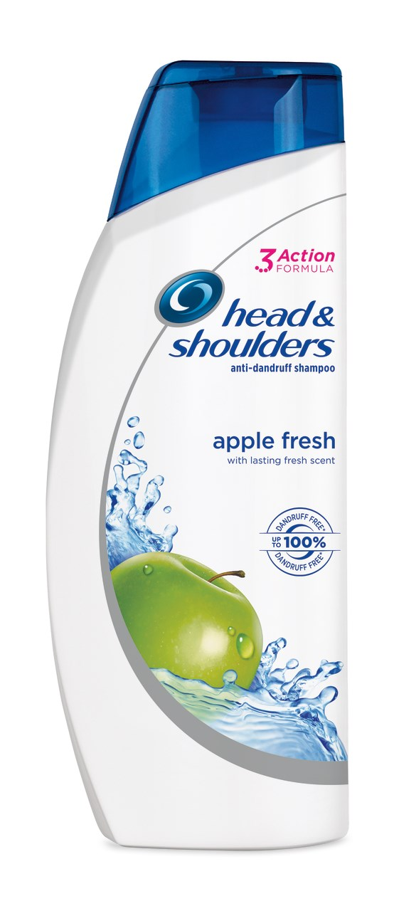 Head&Shoulders Apple šampón na vlasy 1x540 ml