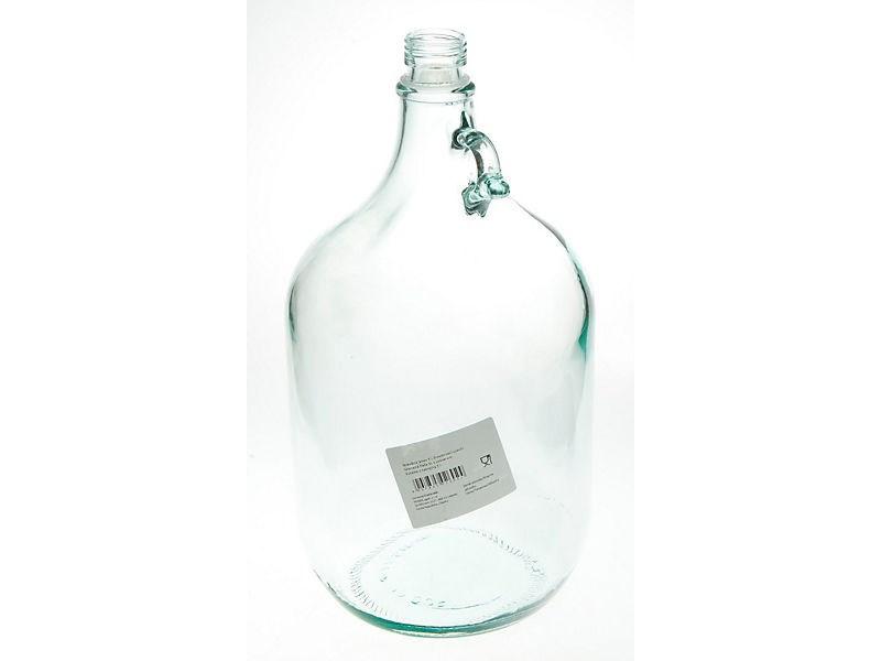 Fľaša sklenená 1l Mäser 1ks