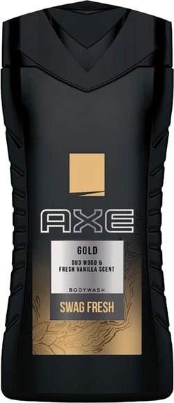 Axe Gold sprchový gél pánsky 1x250 ml