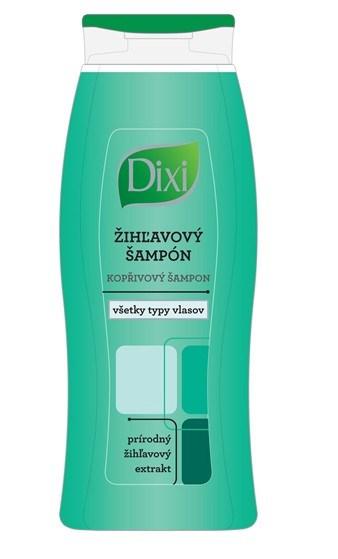 Dixi Žihľavový šampón na vlasy 1x400 ml