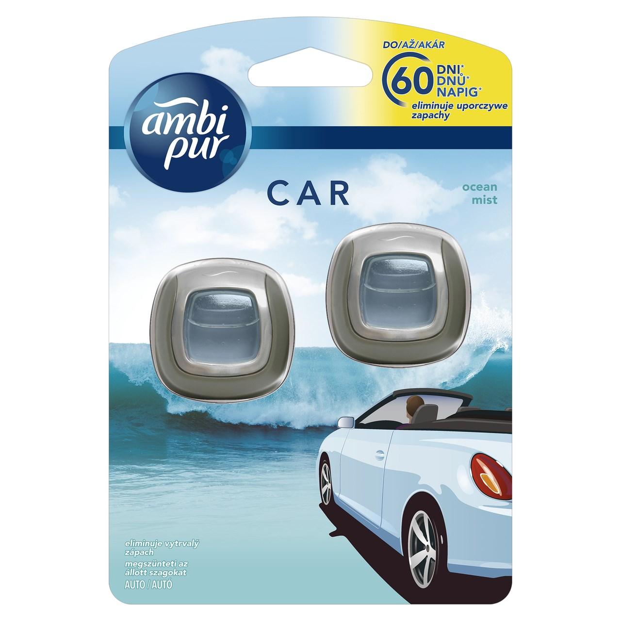 Ambi Pur Car ocean mist 1x2 ks