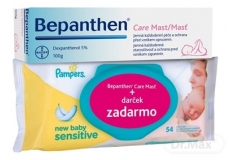 Bepanthen Care Masť + darček zadarmo