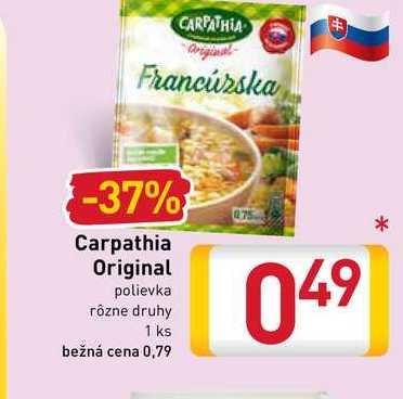 Carpathia Original   1 ks