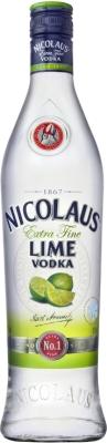Nicolaus Vodka Lime 38% 0,70 L