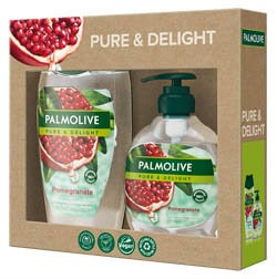 Palmolive Pure & Delight Pomegranate 2x gél