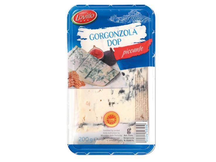 Gorgonzola syr