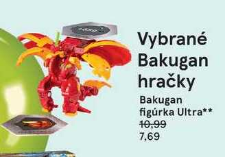 Bakugan figúrka Ultra