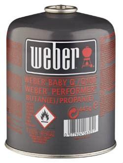 Plynová kartuša Weber 1ks