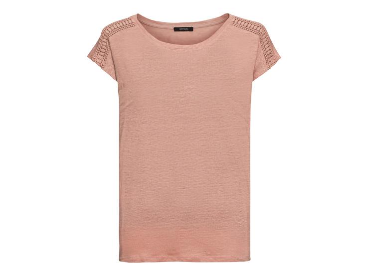 Dámske ľanové tričko