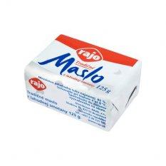 Maslo trvanlivé 82% Rajo 125 g