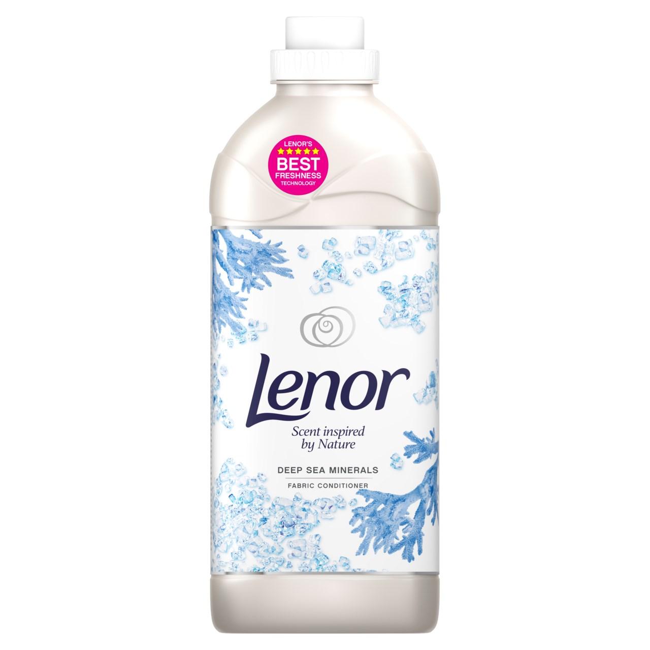Lenor Deep Sea Minerals aviváž 46 praní 1x1380 ml