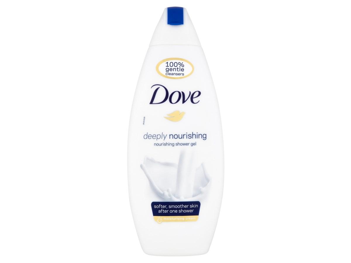 Dove Deeply Nourishing sprchový gél dámsky 1x250 ml