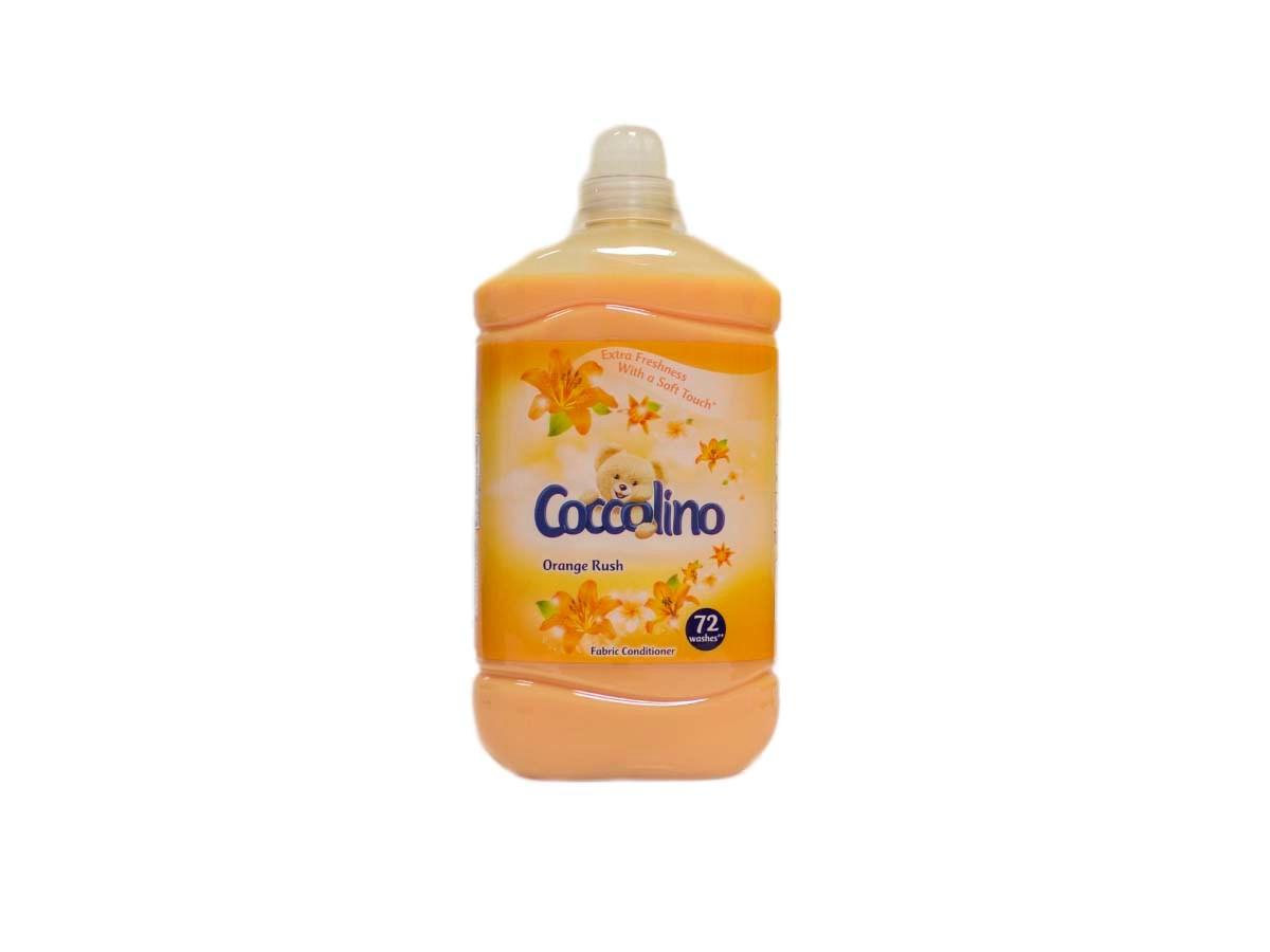 Coccolino aviváž orange rush 72praní
