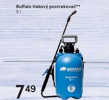 Buffalo tlakový postrekovač