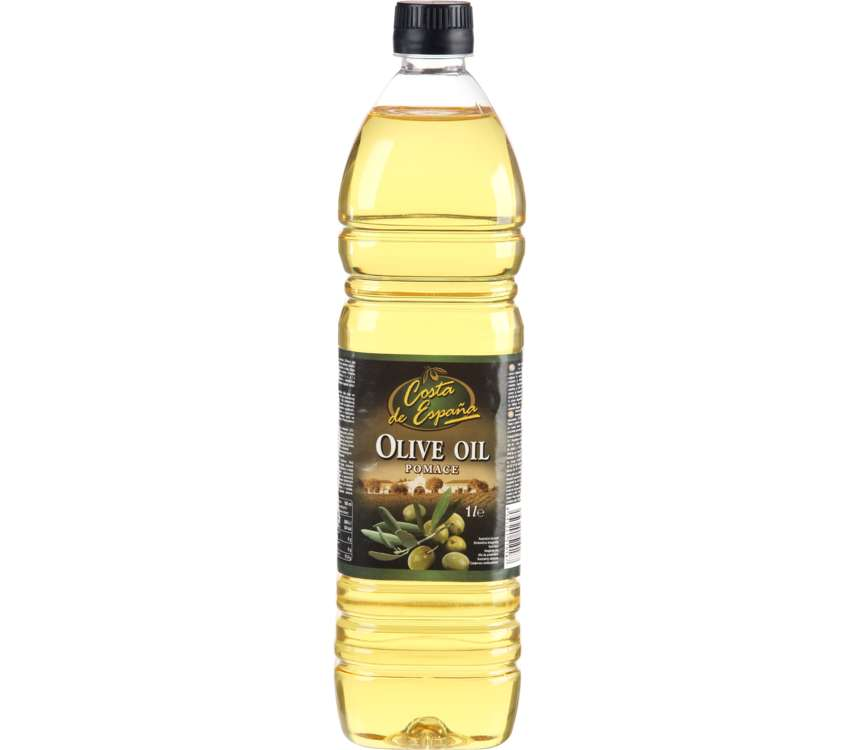 Olivový olej z pokrutin