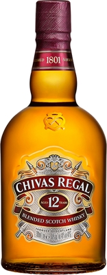 Chivas Regal 12YO 40% 1,00 L