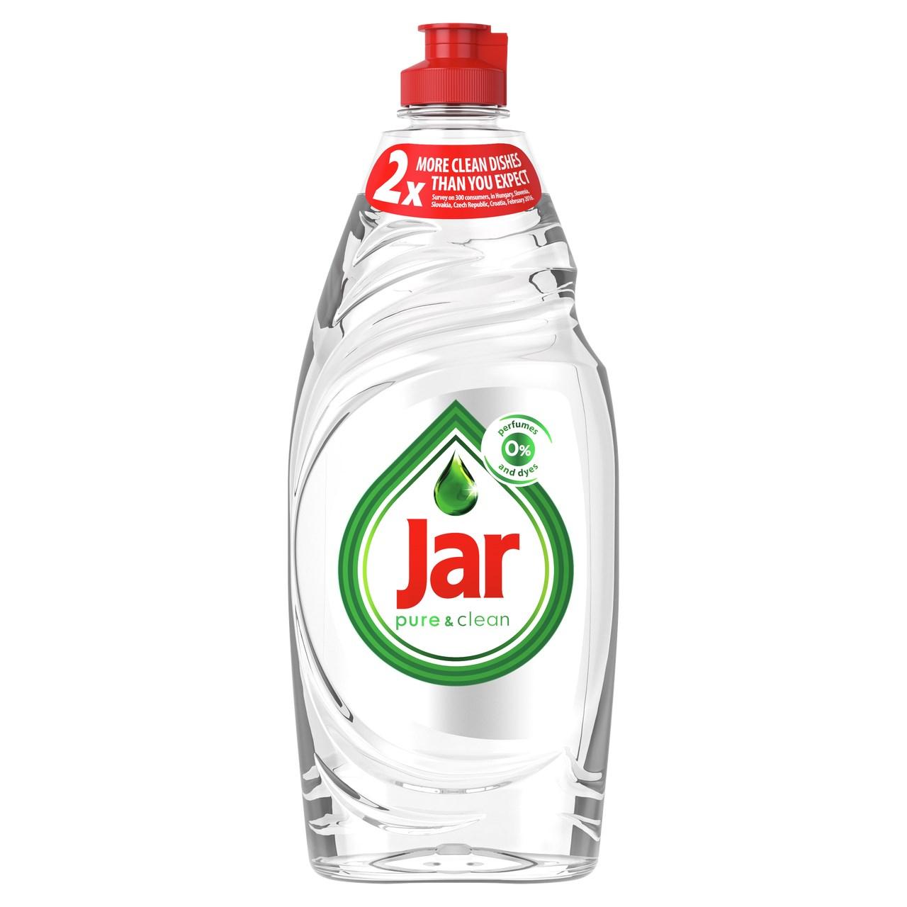 JAR 700ml PURE&CLEAN