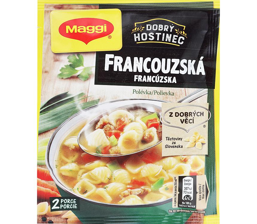 Instantná polievka