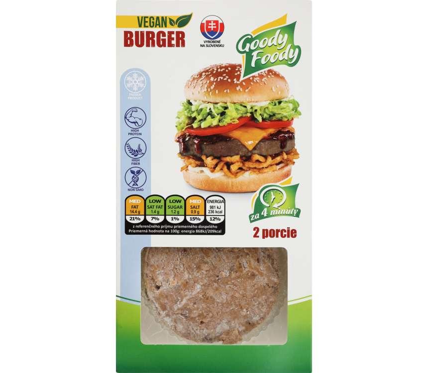 Burger vegan Red burger vegan