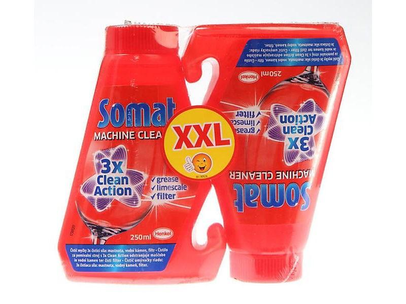 Somat čistič do umývačky riadu 2x250 ml