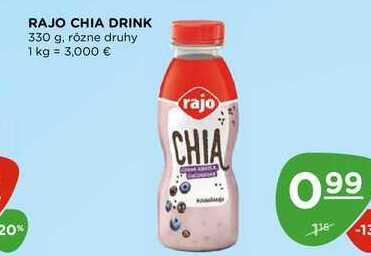 RAJO CHIA DRINK 330 g