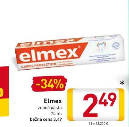 Elmex 75 ml