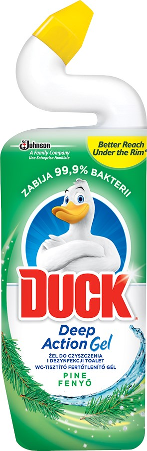 Duck Deep Action Pine tekutý čistič 1x750 ml