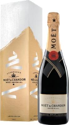 Moet & Chandon Brut Impérial 12% 0,75 L Gift EOY (2020)