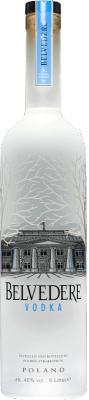 Belvedere vodka 40% 6,00 L