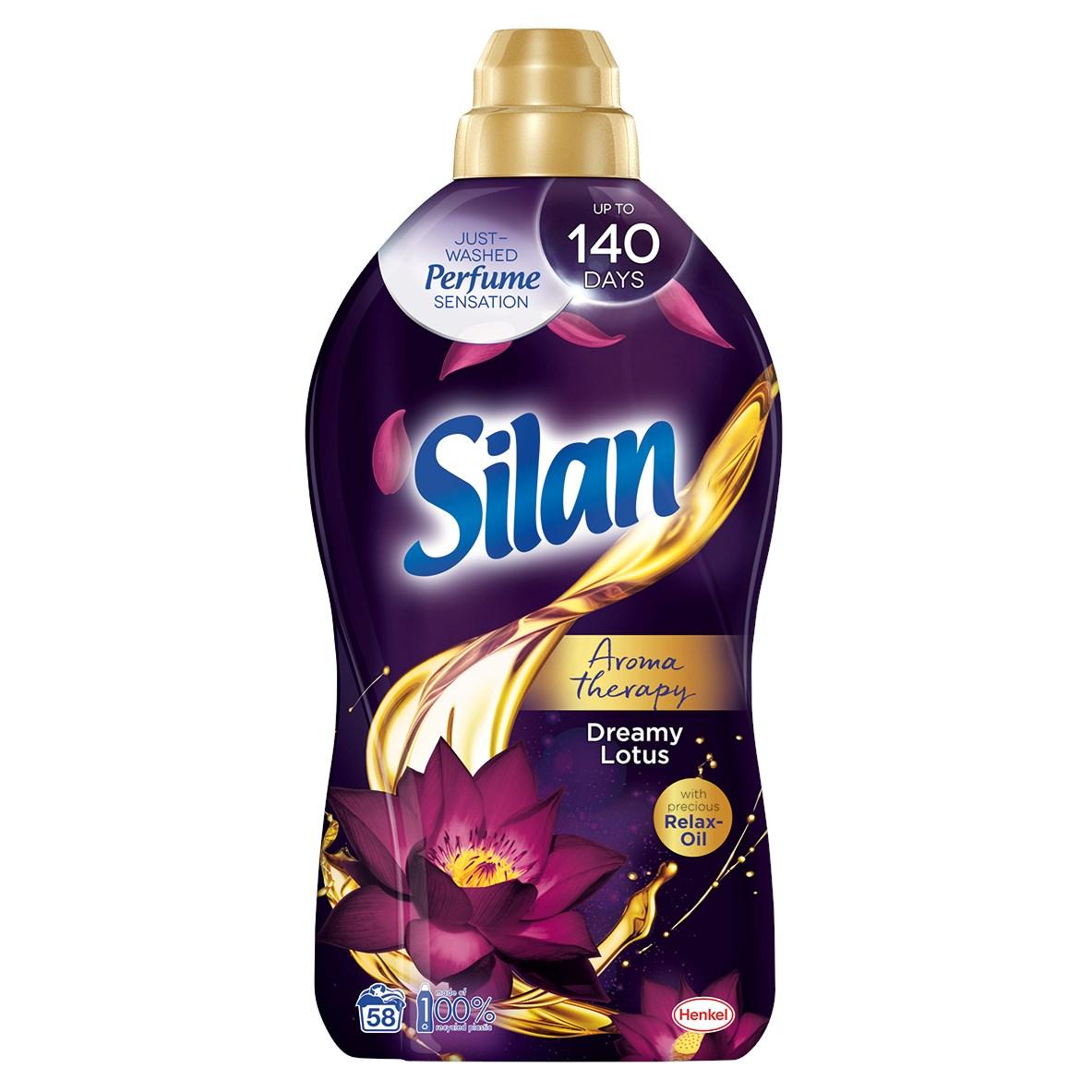 Silan Dreamy Lotus aviváž 1x1450 ml