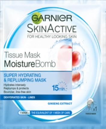 Garnier Skin Tissue maska pomegranate 1x32 g