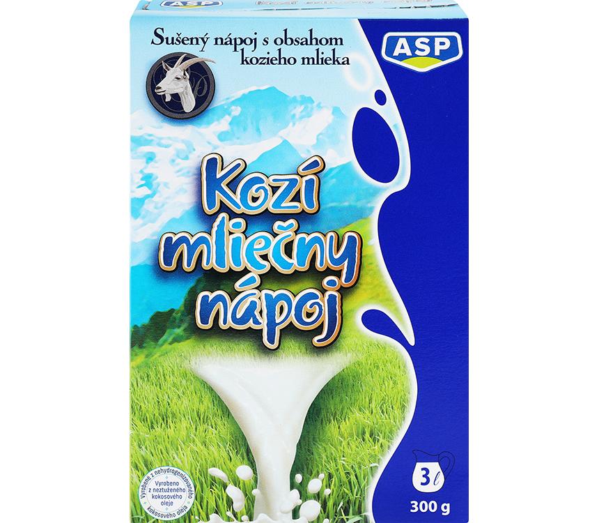 Kozí mliečny nápoj