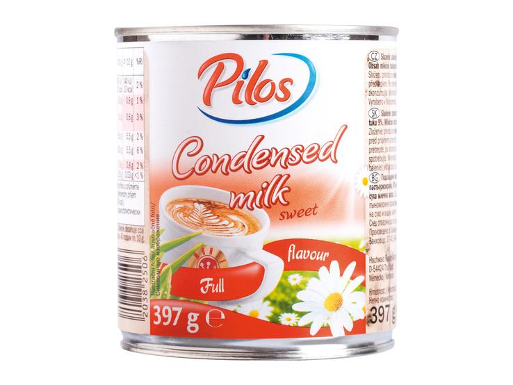 Kondenzované mlieko