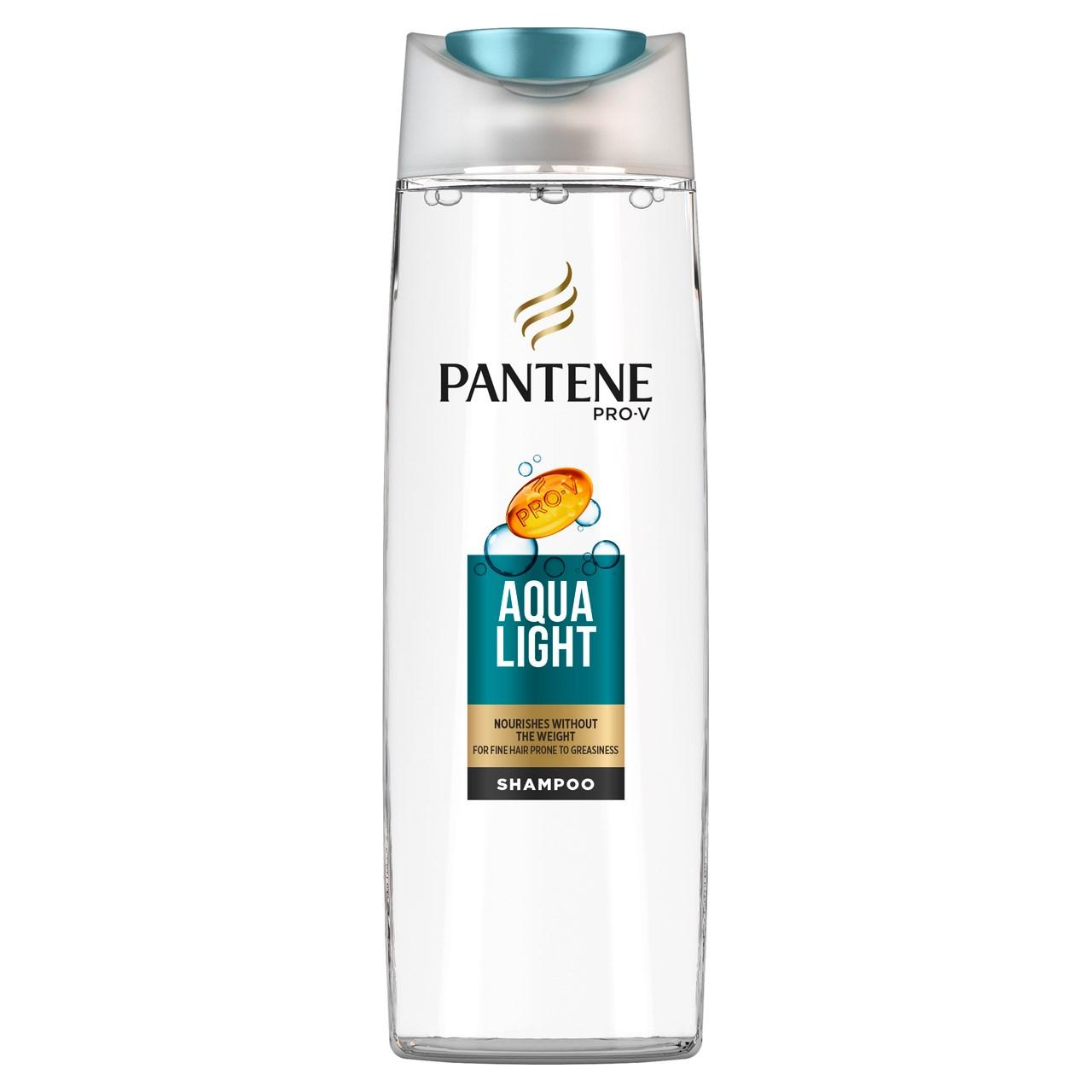 Pantene Aqua šampón na vlasy 1x400 ml