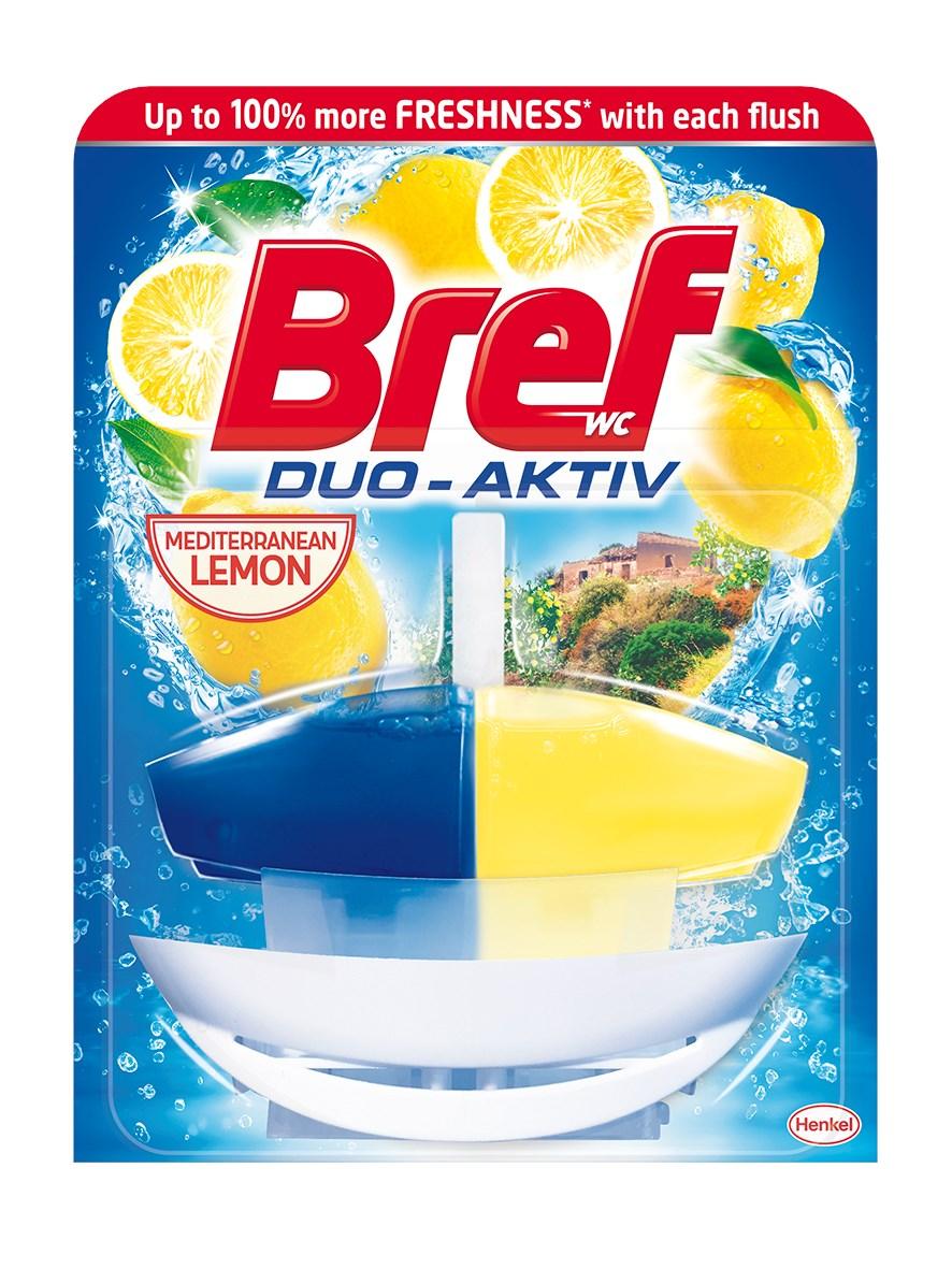 Bref Duo Aktiv Lemon 1x50 ml