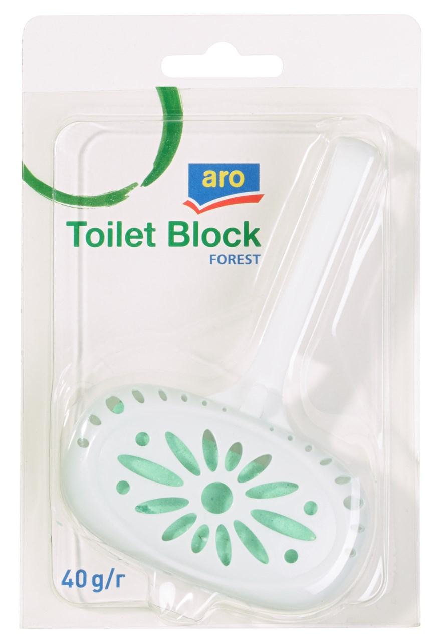 ARO WC blok košík plus les 1x40 g